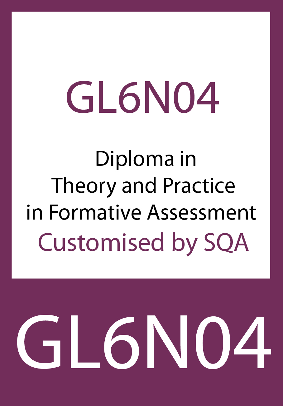 Diploma in Theory and Practice in Formative Assessment (GL6N04)